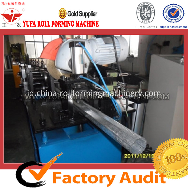 high quality downspout roll forming machine